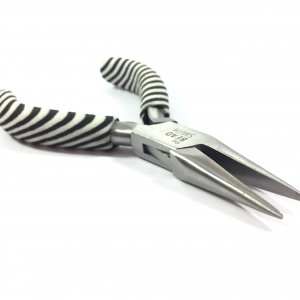 PINZA DE ZEBRA TRIANGULAR LISA